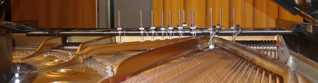 The Electromagnetically-Prepared Piano